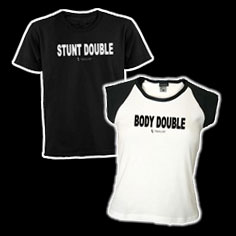 Stunt Double & Body Double T-Shirts